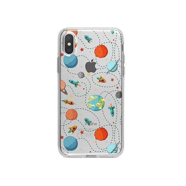 the latest f6334 7c198 Space Case iPhone X Case Clear
