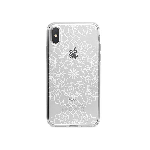 timeless design 1cc7f 47a95 Sweet Daisy iPhone X Case Clear