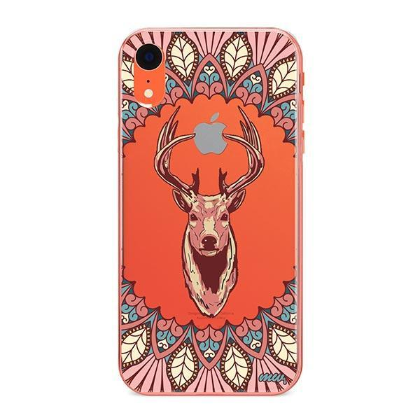 Beauteous Deer - iPhone XR Case Clear