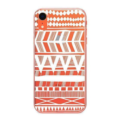 Itzli Henna - Clear TPU - iPhone Case