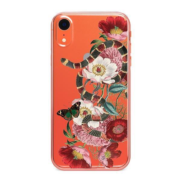 Adam And Eve - iPhone XR Case Clear