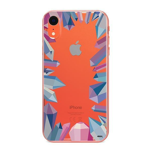 AURA iPhone XR Case Clear