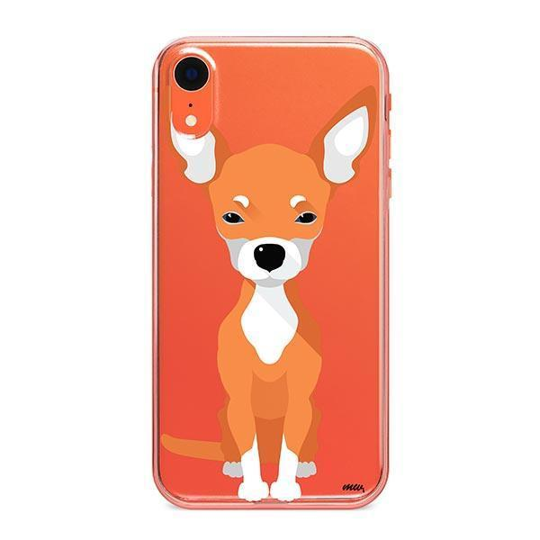 Chihuahua - iPhone XR Clear Case