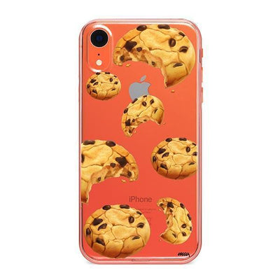 Chocolate Covered Strawberry - iPhone Clear Case