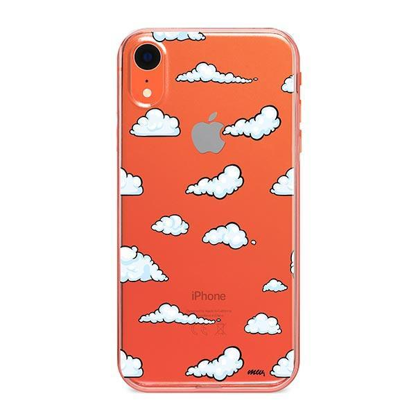 Cloud 9 iPhone XR Case Clear