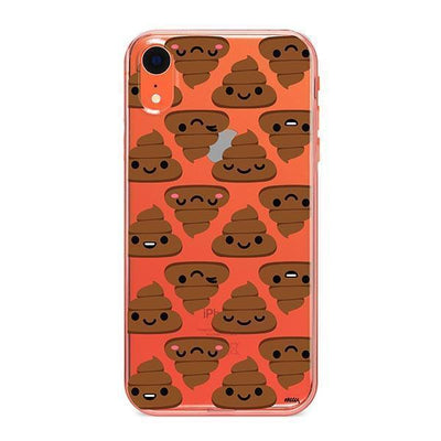 Happy Poo - iPhone Clear Case
