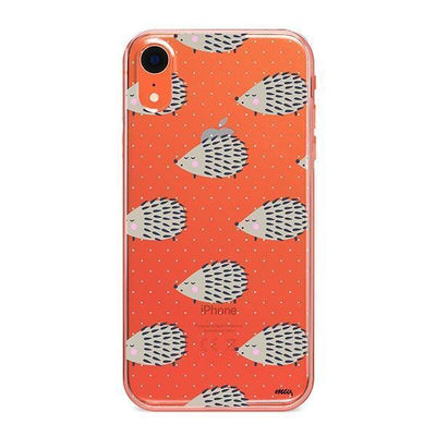 Hedgehog - iPhone Clear Case