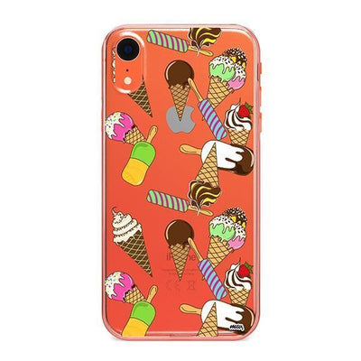 Icre Cream Pandemonium - iPhone Clear Case