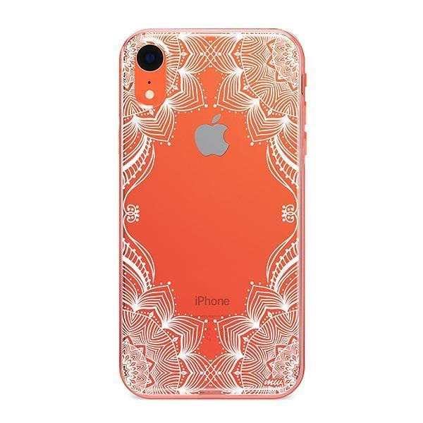 Illume Henna iPhone XR Case Clear