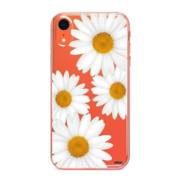 It's Daisies iPhone XR Case Clear