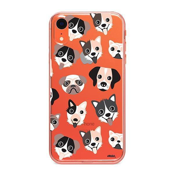 Puppy Love - iPhone XR Clear Case
