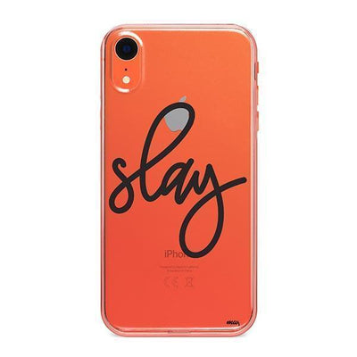 Slay - iPhone Clear Case