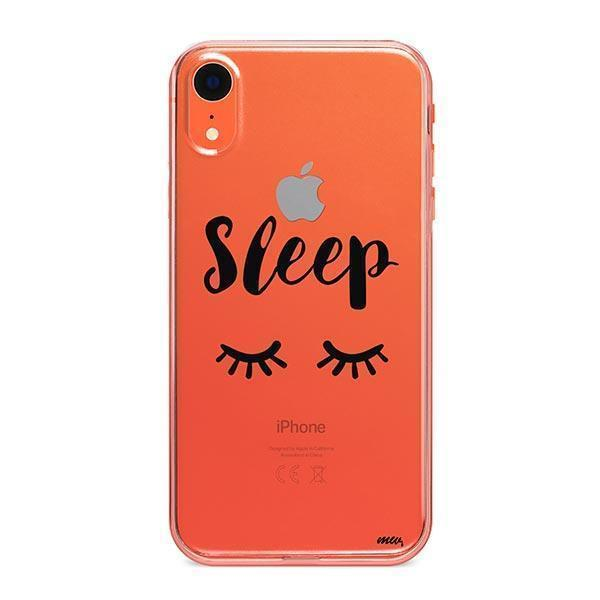 Sleep - iPhone Clear Case