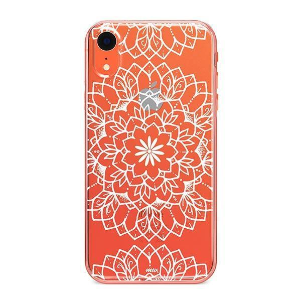 Sweet Daisy iPhone XR Case Clear