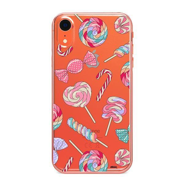 Sweet Tooth iPhone XR Case Clear