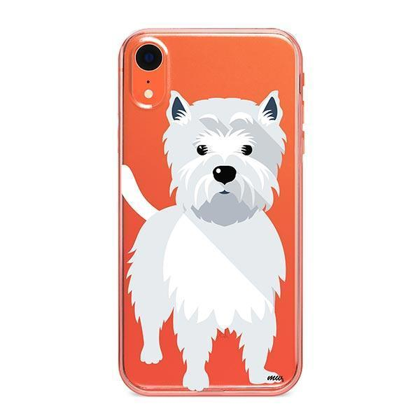 Westie - iPhone XR Clear Case