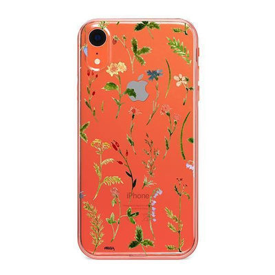 Wildflower - iPhone Clear Case