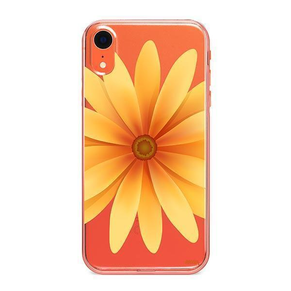 Yellow Daisy - iPhone Clear Case
