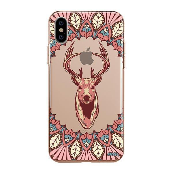 Beauteous Deer - iPhone XS Max Case Clear