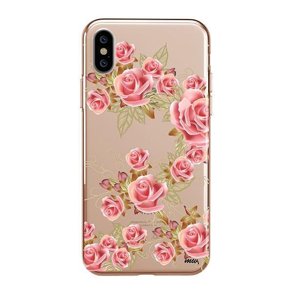Caladrina iPhone XS Max Case Clear