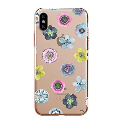 Sylvan Succulent Clear TPU Case - Clear Cut Silicone iPhone Cover - Milkyway Cases