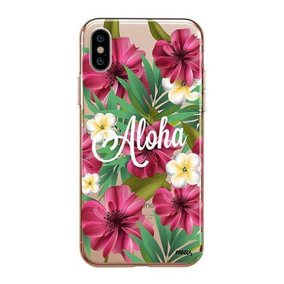 Aloha 2.0 - iPhone Clear Case