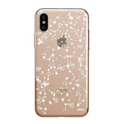 Constellation - iPhone Clear Case