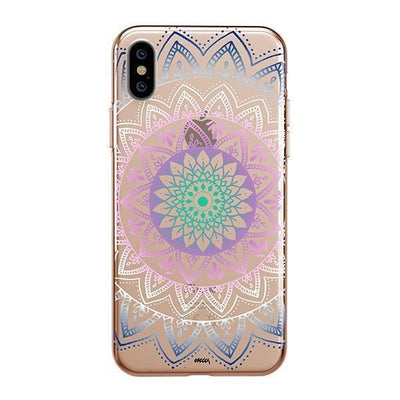 Dark Pastel - iPhone Clear Case