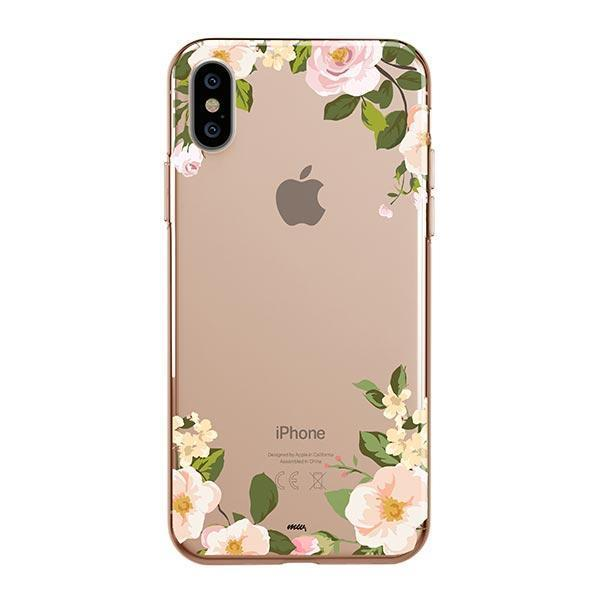 Delight iPhone XS Max Case Clear