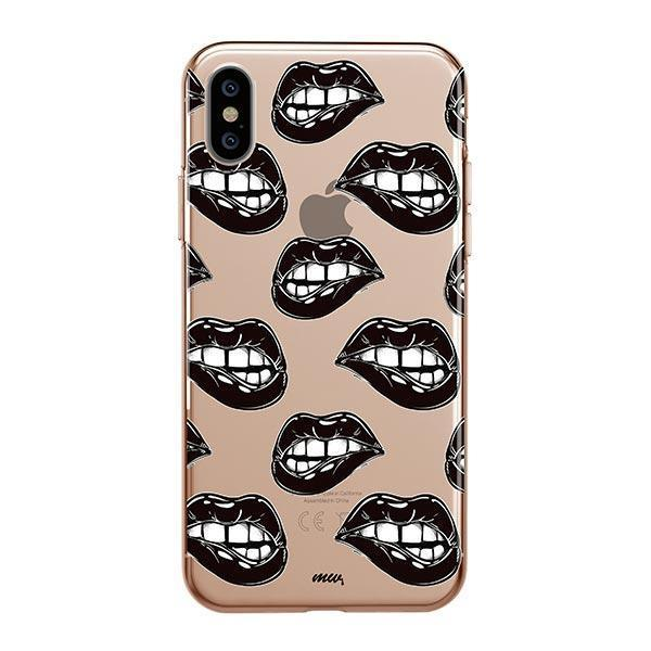 Fatal iPhone XS Max Case Clear