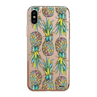 Hawaiian Pineapple - iPhone Clear Case