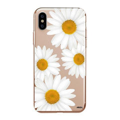 It's Daisies iPhone XS Max Case Clear