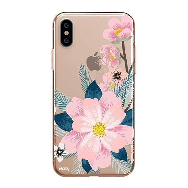 Luau iPhone XS Max Case Clear