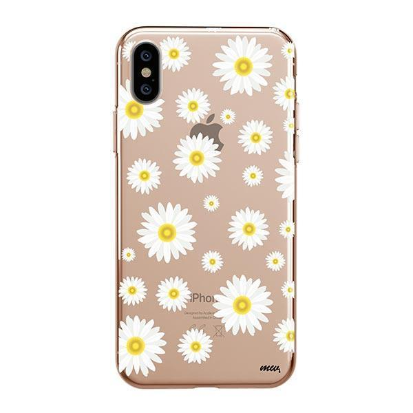 Oopsie Daisy iPhone XS Max Case Clear