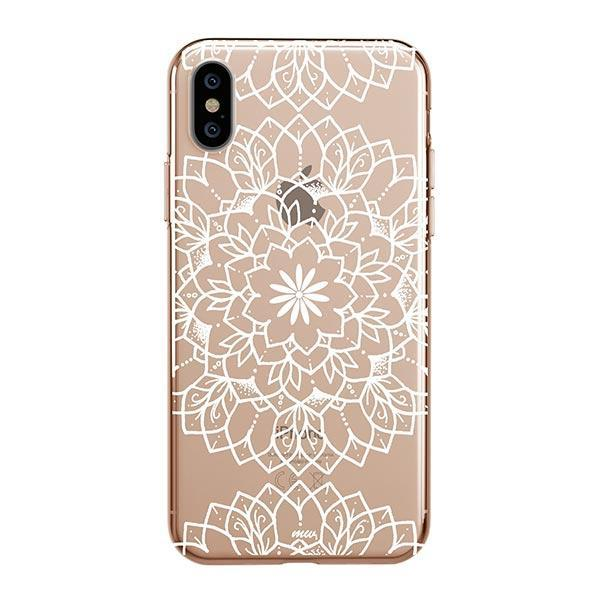 Sweet Daisy iPhone XS Max Case Clear