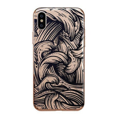 New Wave iPhone XS Max Case Clear