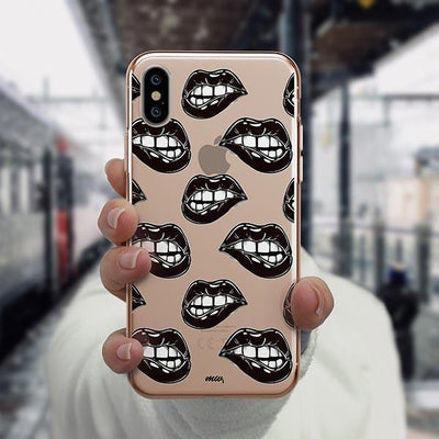 Fatal iPhone XS Case Clear