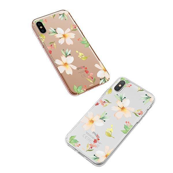 Meadow iPhone XS Case Clear
