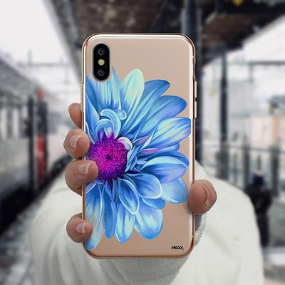 Mona Lisa iPhone XS Case Clear