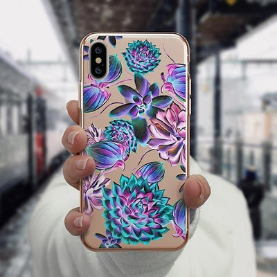 Montrose iPhone XS Case Clear