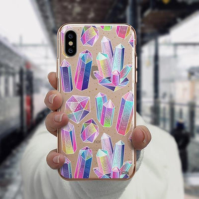 Pelucid iPhone XS Case Clear
