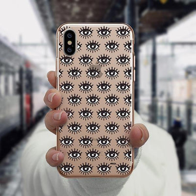 Surpreyes iPhone XS Case Clear