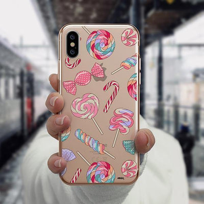 Sweet Tooth iPhone XS Case Clear