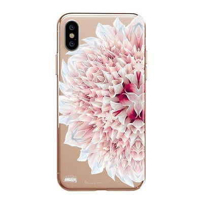 Kaleidoscope iPhone XS Case Clear