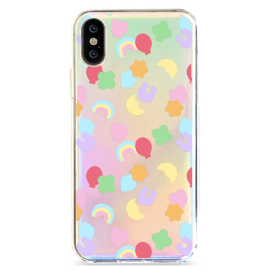 Lucky Charms - Holographic - iPhone Case