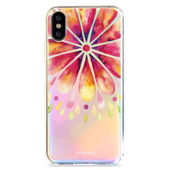 Mandala - Holographic iPhone Case