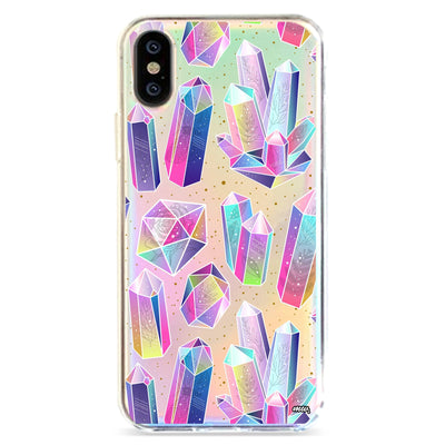 Pellucid - Holographic iPhone Case