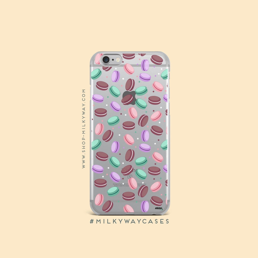 A Taste Of Paris (@okitssteph x @milkywaycases)' - Clear Case Cover