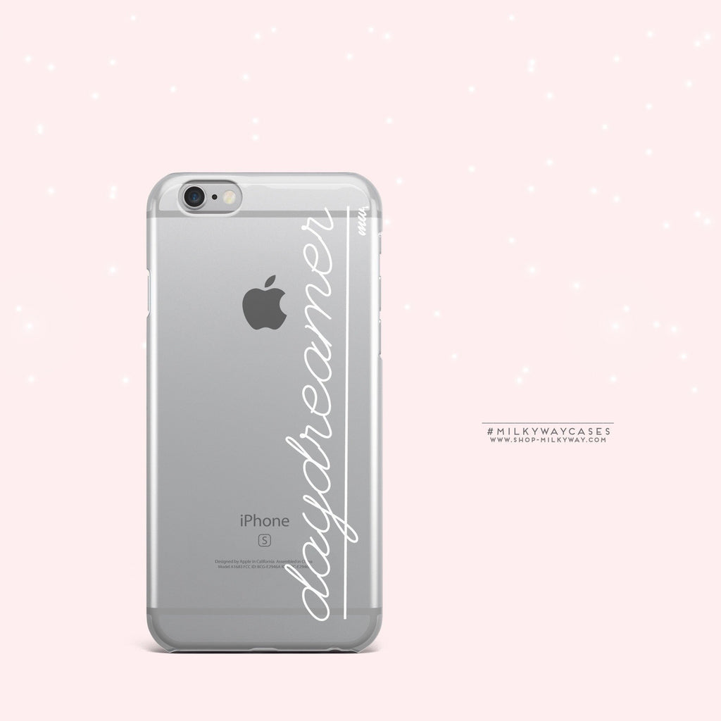 Daydreamer - Clear Case Cover
