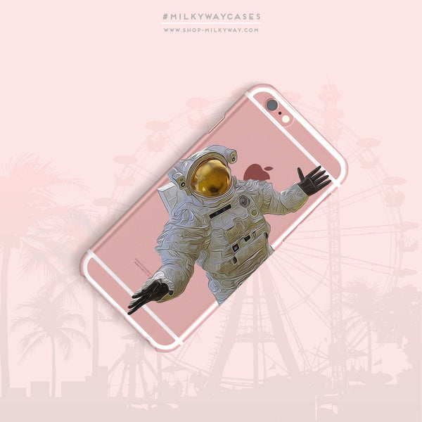 Chella Vibes - Clear Case Cover - Milkyway Cases -  iPhone - Samsung - Clear Cut Silicone Phone Case Cover